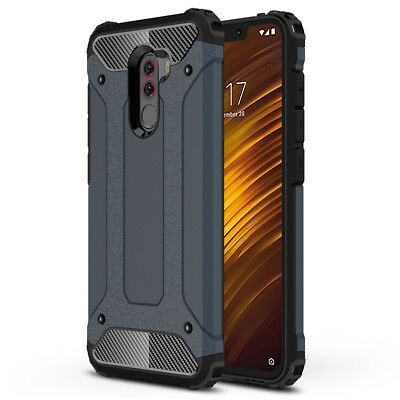 $ CDN3.79 • Buy Slim Shockproof Hybrid Armor Case Cover For Redmi Note 6 Pro/Xiaomi Pocophone F1