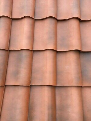 £81.12 • Buy New Clay Pantile | BURNT RED | Imerys | Roof Panne S Tile