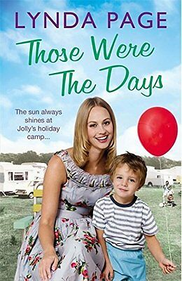 £3.99 • Buy Lynda Page ___ Those Were The Days  __ Jolly's  4 __ Shop Soiled __ Freepost Uk