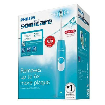 AU119.79 • Buy Bnib Philips Sonicare Series 2 Plaque Control Rechargeable Electric Toothbrush B