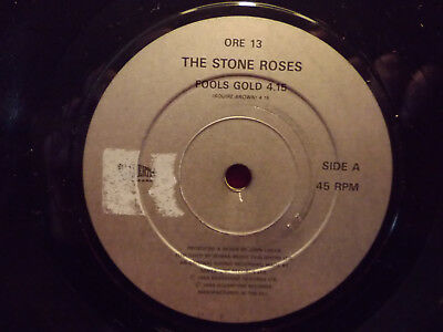 £11.37 • Buy The Stone Roses - Fools Gold / What The World..  Klasse Rare EEC Silverstone 45