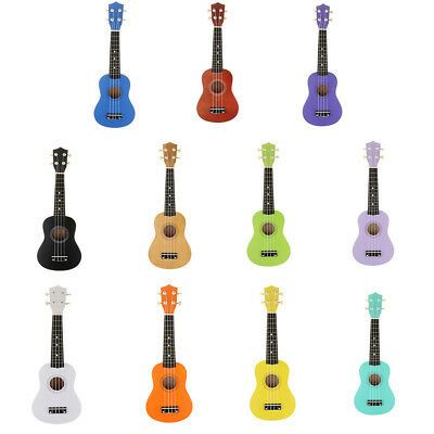 Kids Children Mini Guitar Toy Musical Instrument 21  Basswood Ukulele Gift • 14.04£
