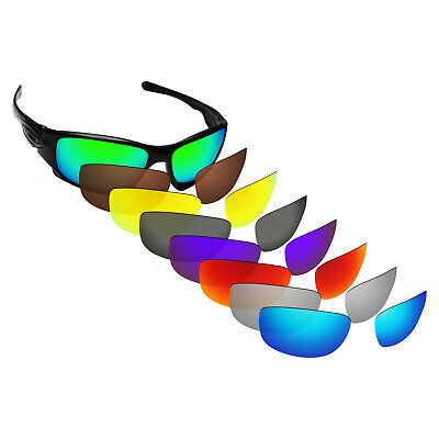 Hawkry Polarized Replacement Lenses For-Oakley Ten X OO9128 Sunglass - Options • 16.78£