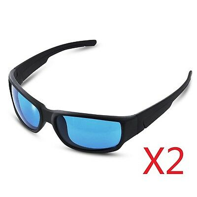 2PACK IPower Indoor Hydroponics HPS & MH Grow Room Light Glasses Goggles Anti UV • 19.10£
