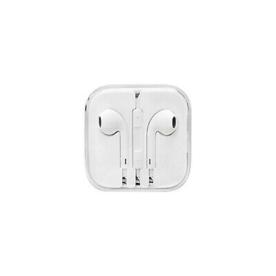 AU29.95 • Buy Apple Earpods 3.5mm Earphone Handsfree With Remote And Mic White New Md827zm/a