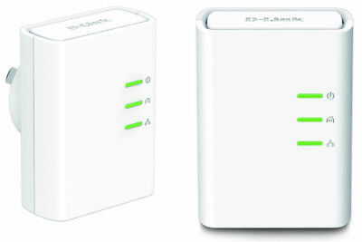 AU64 • Buy D-Link DHP-309AV PowerLine AV500 Mini Network Starter Kit