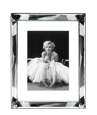 £295 • Buy Marilyn Monroe Seated - Mirror-Frame Picture