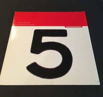 The Wedding Present - Hit Parade #5 - Vinyl - Come Play With Me - Used • 8£