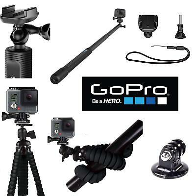 £46.66 • Buy GoPro El Grande 38  EXTENSION POLE + ACCESSORIES FOR GOPRO TRIPOD+ MOUNT ADAPTOR