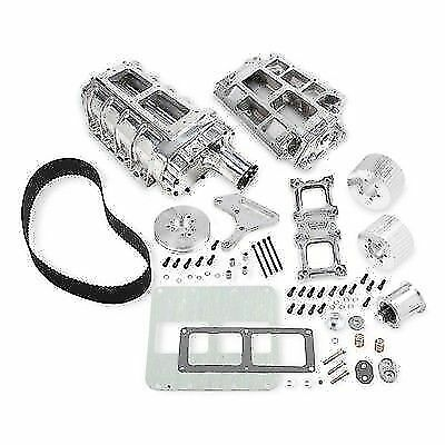 $4282.24 • Buy Weiand 7582P - 6-71 Street Supercharger Kit 1/2  Pitch Drive Belt Polished