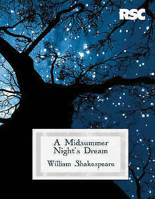 A Midsummer Nights Dream (gift Edition) (The RSC Shakespeare), Shakespeare, Will • 2.73£