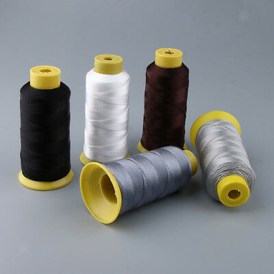 £5 • Buy 306 Yds/Roll 0.5mm Nylon Thread For Leather Stitching Outdoor Canvas Beading