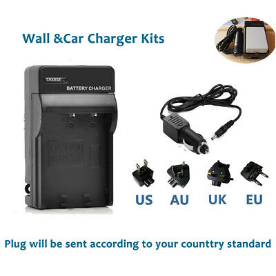 LP-E8 Battery Charger For Canon EOS 550D / 600D / 650D / Rebel / T2i / T3i • 6.99£