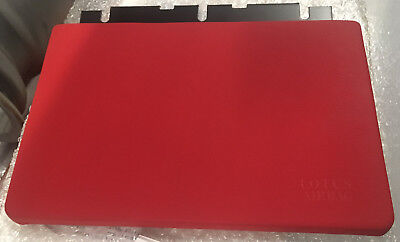 $ CDN670.28 • Buy Lotus Esprit S4 / S4S NOS Factory Red Leather Passenger SIR Cover A082V8682J