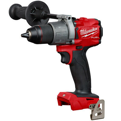 £116.90 • Buy Milwaukee M18FPD2-0 18V M18 1/2  Fuel Brushless Percussion Drill Body Only