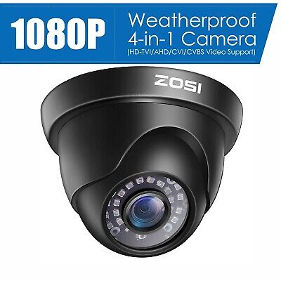£18.99 • Buy ZOSI 3000TVL Surveillance CCTV Camera Outdoor Dome For Home Security System IP66