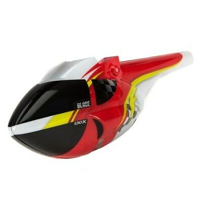 Blade 130X Red/Black/Yellow FAI Canopy BLH3739 • 19.40£