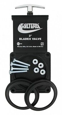 $17.79 • Buy Valterra 3   In Metal Handle Sewer Waste Valve RV Bladex Replacement T1003VPM