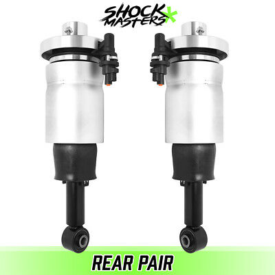 $480.74 • Buy Rear Air Strut Assembly Pair W/ Solenoid Valve 2007-2016 Lincoln Navigator