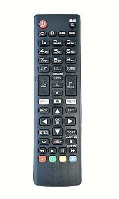 New -UNIVERSAL Remote Control For Lg AKB73715679  AKB75095308 UK Stock 1st Class • 4.99£