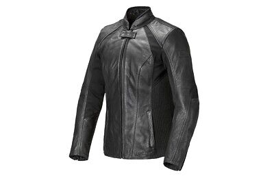 Triumph Cara Ladies Leather Motorcycle Jacket - Genuine Triumph Clothing • 245£