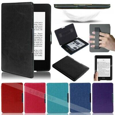Leather Slim Cover Case For 6  Amazon Kindle Paperwhite (10th Generation) 2018 • 5.99£