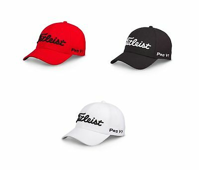 b704ed25d08 2019 Titleist Tour Elite Staff Flex Fit Golf Hat Cap New - Select Size And
