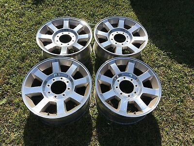 $999 • Buy 20  Ford F250 Super Duty OEM Factory Wheels F350 KING RANCH 2007 2006 7C341007DB