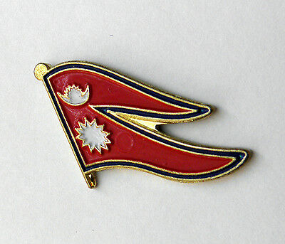 Nepal National Country World Flag Lapel Pin Badge 3/4 Inch • 3.86£
