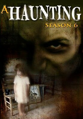 A HAUNTING : SEASON 6 (2013)  -  DVD - UK Compatible  - Sealed • 15.99£