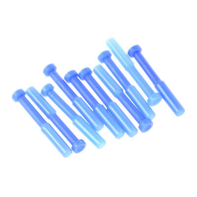 10xPneumatic PP-04 4mm Blanking Plug Hose Tube Push Fit Connector F Air Line FO • 1.77£