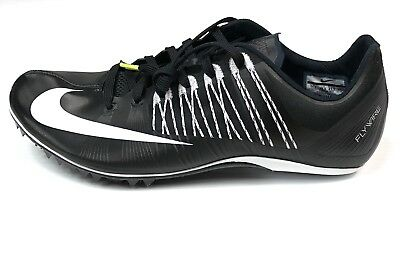 sports shoes 19316 dd808 Nike Zoom Celar 5 Men s Track And Field Spikes Black White Size 11.5 629226 -017