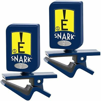 $ CDN33.49 • Buy Snark N-5 Napoleon Clip-On Guitar & Bass Tuner W/ Pick Holder, 2-Pack