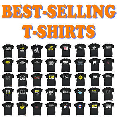 Funny T-Shirt Mens Tee Christmas Birthday Gift Present TShirt - SUPER MENS - A11 • 7.94£