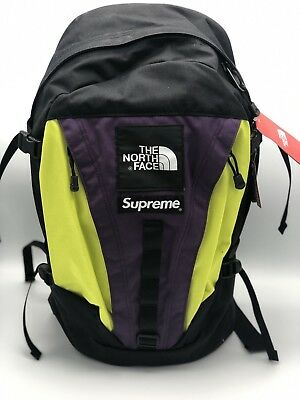 $ CDN388.75 • Buy Supreme The North Face Expedition Backpack FW18 Sulphur New 100% Authentic