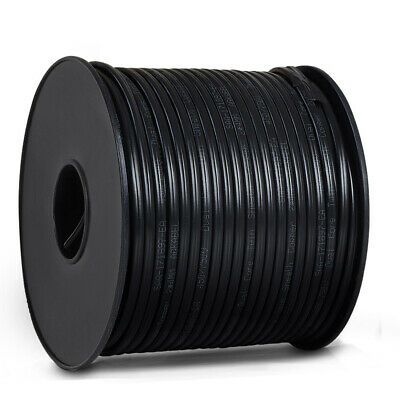AU149.95 • Buy Twin Core Wire Electrical Automotive Cable 2 Sheath 450V 4MM 100M