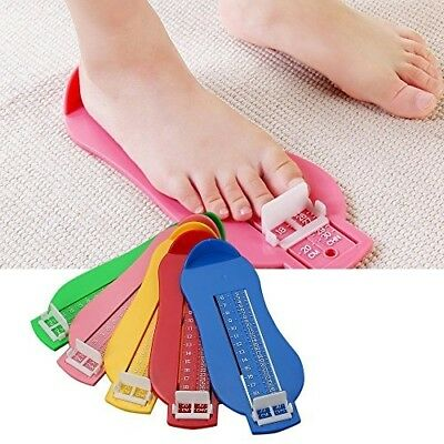 $16.99 • Buy Kids Foot Measuring Device | Professional Foot Gauge Shoe Sizer For 0-8 Years