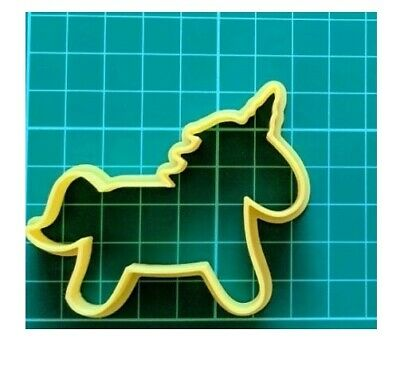 AU4.93 • Buy Baby Unicorn Biscuit Cookie Cutter, Cookies Craft Cake Decorating