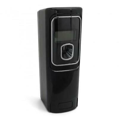 £19.99 • Buy EXEC LCD BLACK Pro Automatic Air Freshener Dispenser Perfume Auto Wall Mounted