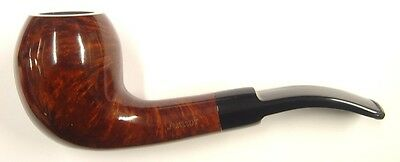 AU71.52 • Buy Db Design Berlin Junior 9mm Filter Pipe Smooth Semi-Bent Acorn (04)