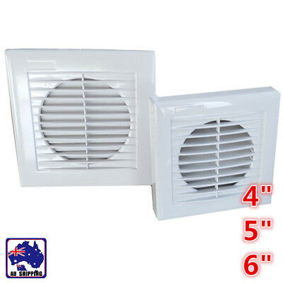 AU29.90 • Buy 4  5  6  Extractor Exhaust Fan Window Office Bedroom Home Use Kitchen EVF0265