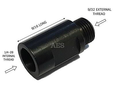 Aircraft Tools Angle Drill Atlas Copco/ Desoutter Collet Drill Adaptor To 1/4-28 • 36.28£