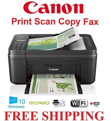 View Details NEW Canon PIXMA MX492 Wireless Office Color Printer All-In-One Scaner Copier-NEW • 47.96$