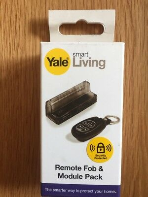 Yale Smart Living Remote Key Fob And Module Pack  • 17.45£