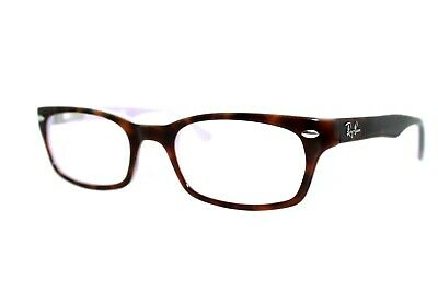 5a7d221309 Authentic Ray-ban Rb 5150 5240 Tortoise Purple Frames Eyeglasses 48mm Rb5150  Rx • 44.99