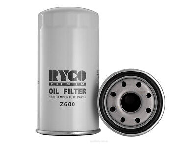 AU35.95 • Buy Ryco Oil Filter Z600 Fits Holden Rodeo RA 3.0 DiTD (TFR77), RA 3.0 DiTD 4x4 (...