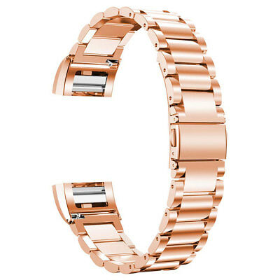 AU12.09 • Buy For Fitbit Alta HR/Versa /Charge 3 2 Stainless Steel Watch Band Strap Wristband