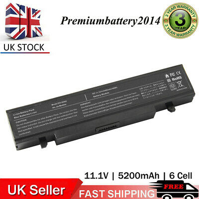 £13.99 • Buy Battery For Samsung NP-R530CE NP-RF711 NP-E352 NP-R519E NP-RC520I NP-R420 Laptop