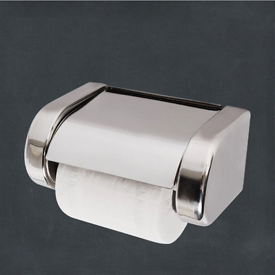 AU33.79 • Buy Home Wall Mounted Bathroom Dispenser Toilet Paper Roll Or Tissue Holder Premium