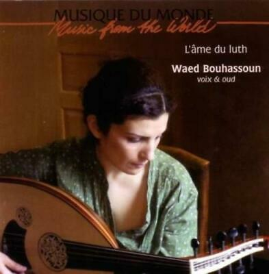 Waed Bouhassoun: Soul Of The Lute (cd.) • 19.69£